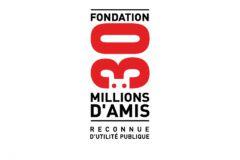 Ancien logo de la Fondation 30 Millions d'amis