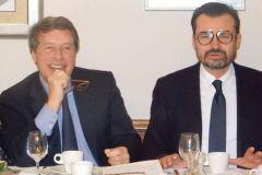 Pascal Pluchard, président de la RBD (à gauche) et Jean-Philippe Zappa, chargé de mission à l'Uniic.