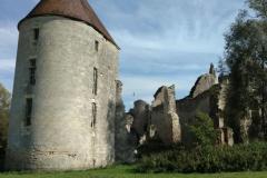 Le château d'Armentières fait partie des monuments qui vont être restaurés