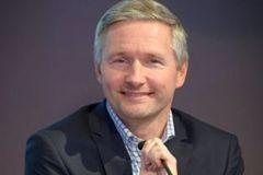 Patrick Floren, président d'e-visions