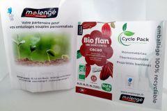 Malengé Packaging innove avec le papier barrière recyclable