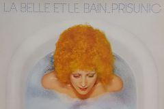 La Belle et le Bain. Photographe Marcel Duffas. Collection Librairie Michael Seksik