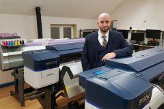 Les Ateliers Cassandre (91) installent une nouvelle EpsonSureColor