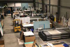 Six nouvelles machines d'impression pour Multiplast Sepelco (93)