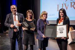 La Nuit du livre 2019, les lauréats