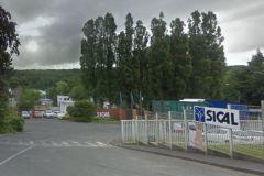 Grève à la papeterie Sical (62)