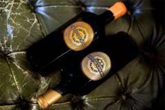 Des bouteilles vin sorties tout droit du monde de Game of Thrones