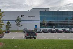 Direction générale de TC Imprimeries Transcontinental, à Vaughan en Ontario au Canada.