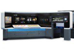 La Landa S10P, presse d'impression nanographique de Landa