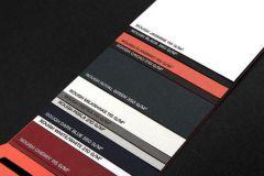 Fedrigoni lance une nouvelle carte graphique tactile le Sirio Color Rough