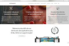 La Nyala 3 de SwissQprint