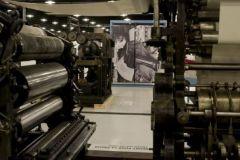 Atelier Musée de l'imprimerie de Malesherbes.
