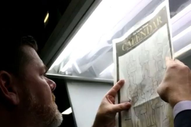 Extrait de la vidéo du LA Times.