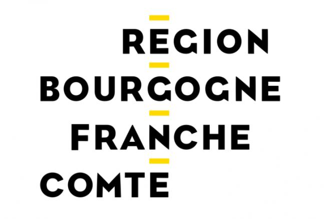 Le nouveau logo de la région Bourgogne - Franche-Comté a été réalisé par l'agence D'Artagnan.