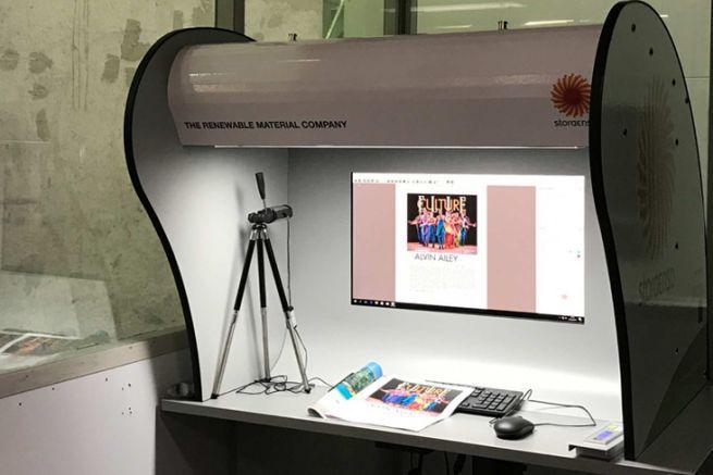 Le soft proofing installé chez H2D Mary