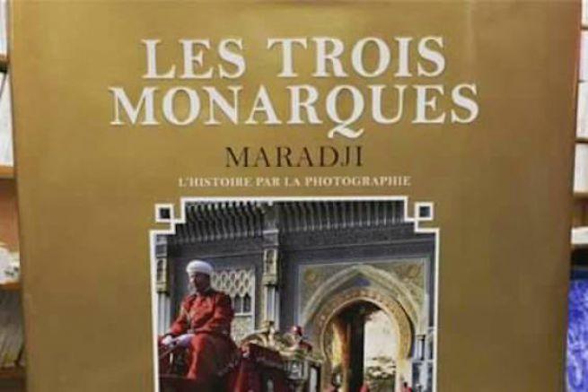 Un livre sur-mesure commandée par le roi du Maroc à l'imprimeur italien Grafica Veneta.
