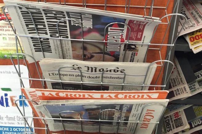 La presse quotidienne nationale et régionale opte pour des formats plus compacts.