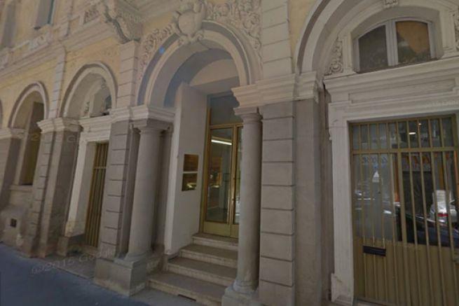 Tribunal de commerce de Saint-Etienne.