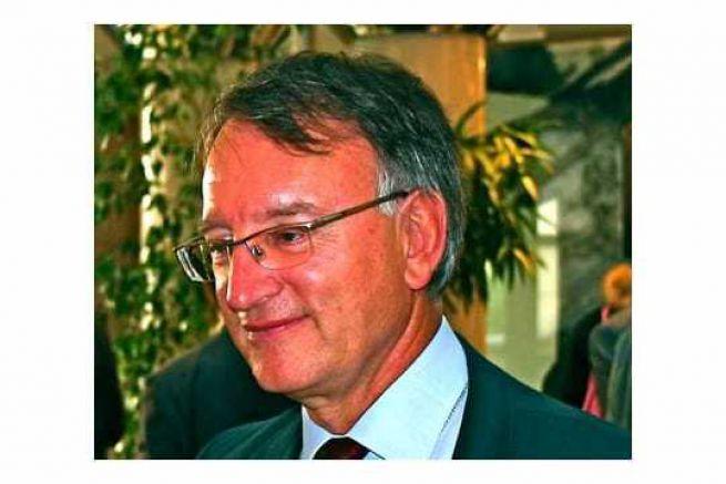 Denis Jacqueline, président du groupe d'imprimerie Firopa