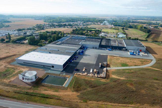 Le site de l'imprimerie vendéen s'étend sur 45 000 m2.