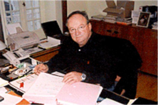 Marc Poussière, président du groupe éponyme