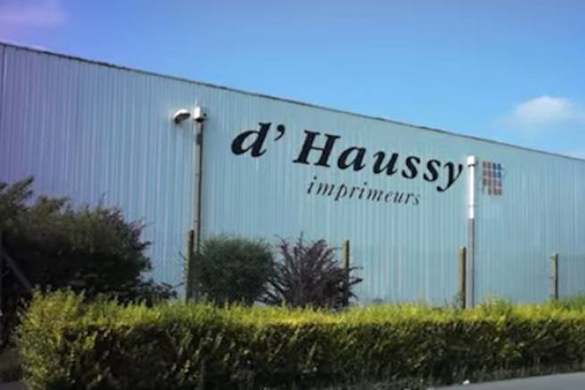 L'imprimerie D'Haussy, spécialisée dans le marketing direct, est reprise par le groupe Paragon.
